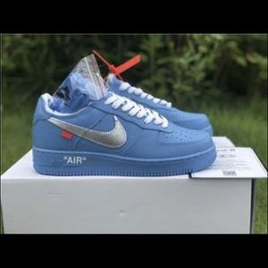 OFF WHITE AIRFORCES $100 EACH AUTHENTIC!
